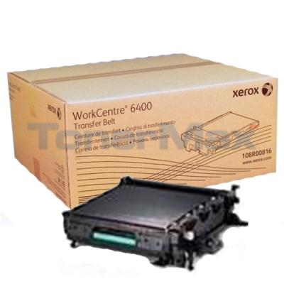 XEROX WORKCENTRE 6400 TRANSFER BELT